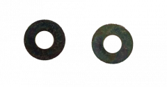 """Washer, Flat, 1/4"""", Type A Wide, Hardened"""