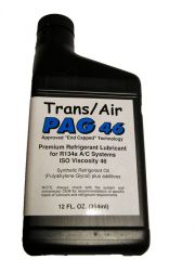 Lubricant, Compressor, PAG, ISO Visc 46